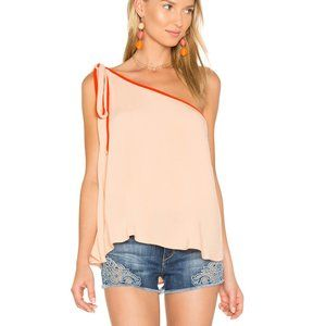 Free People You're The One Peach Top